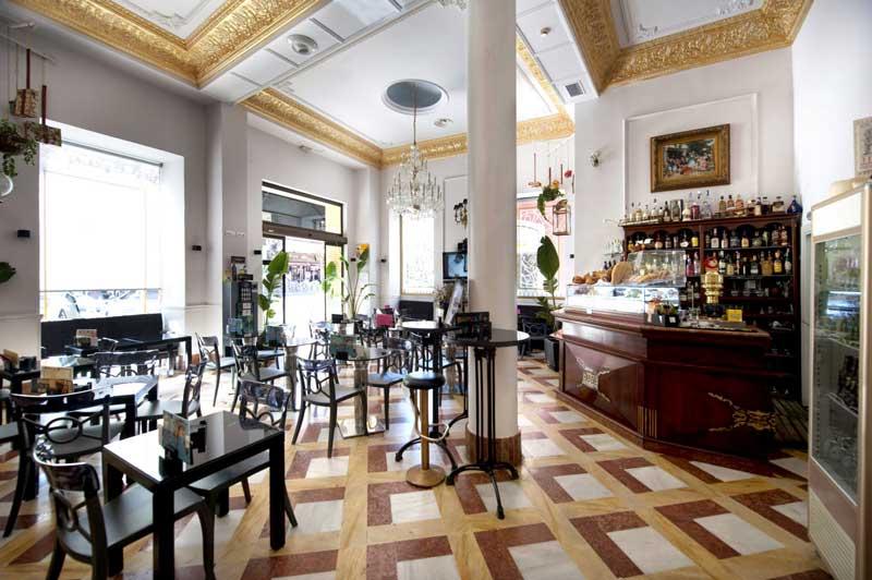 Centro camera d'albergo di Siviglia