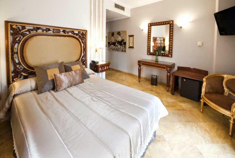 Hôtel de chambre dans le centre de Séville