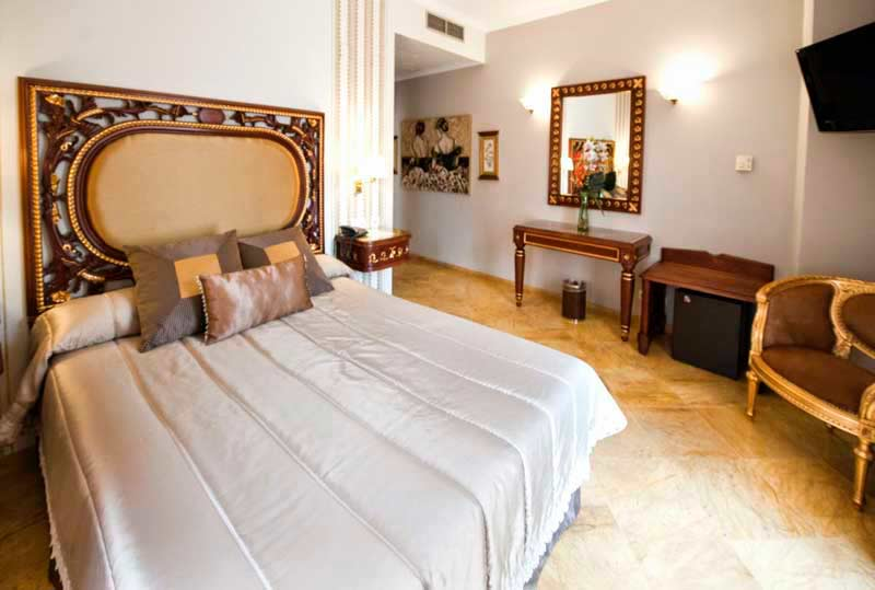 Hotel en Sevilla centro
