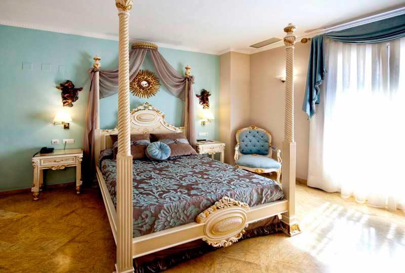 Hotel Sevilla en el centro