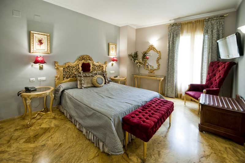 Unser Hotel im Zentrum von Sevilla