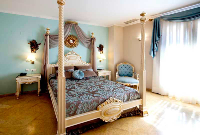 Hotel rooms in Seville Superior Deluxe