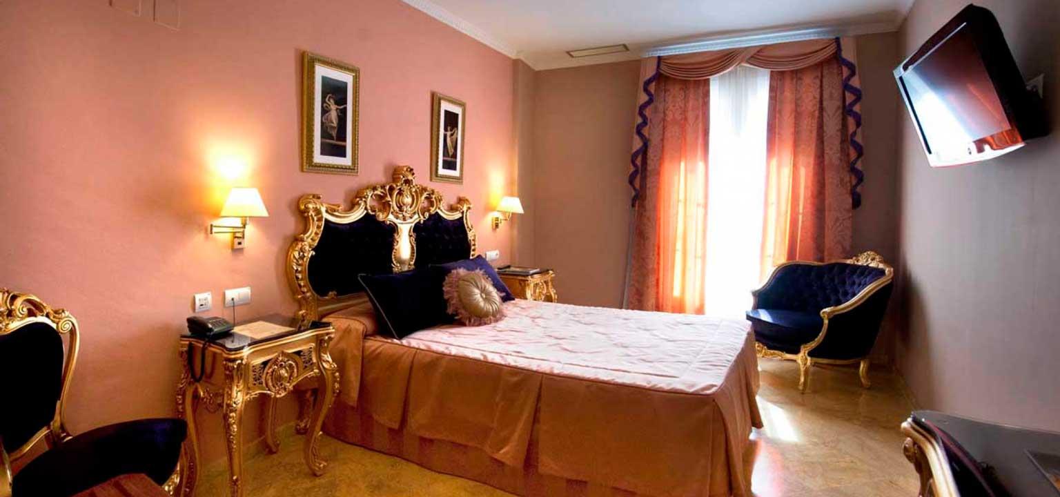 Hotel center Seville